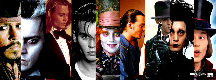 johnny depp facebook