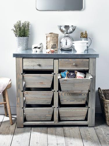 Drawer Kitchen Storage