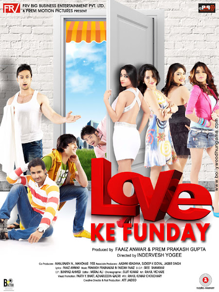 Love Ke Funday (2016) Movie Poster