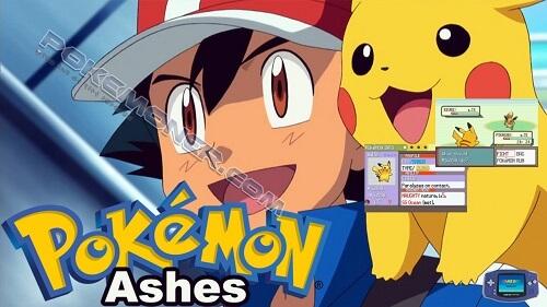 Pokemon Ashes