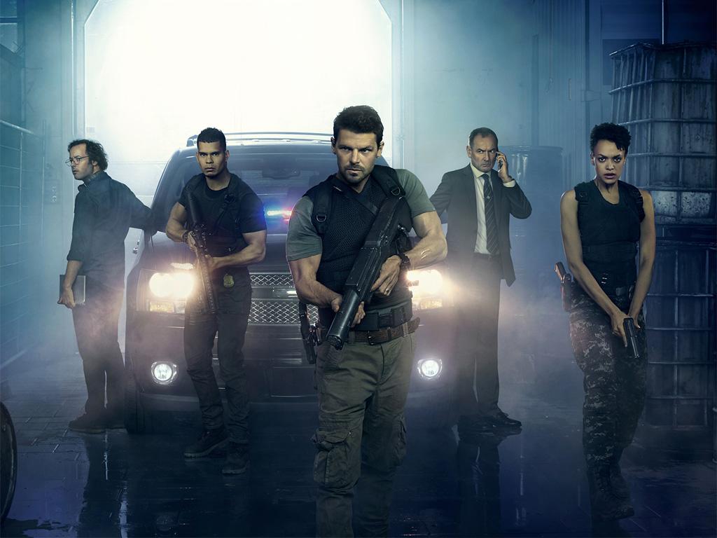 Hunters American TV Series 2016