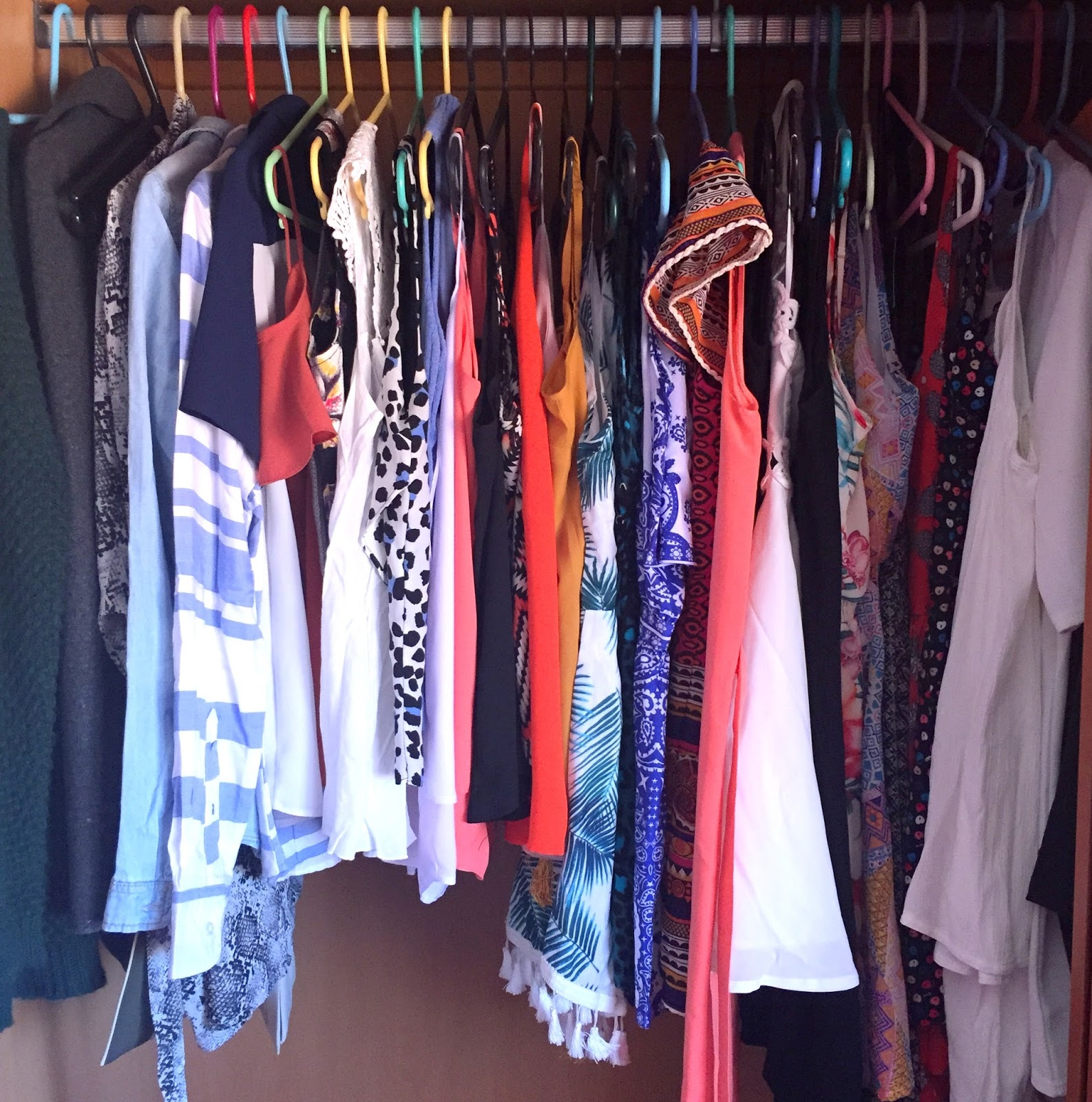 peexo fashion blogger what's in my summer wardrobe