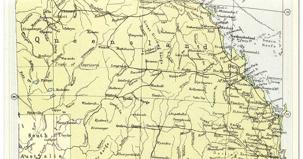 Map Australia Exact Locations
