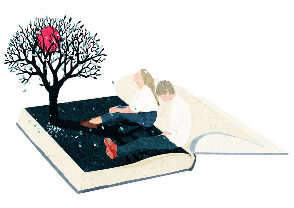 Pinzellades al món: Entre les pàgines dels llibres / Entre las ...