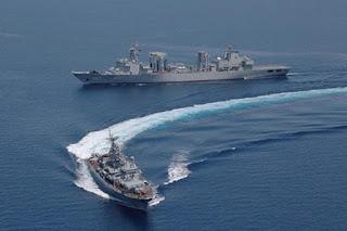 Rusia dan China Siap Manuver di Baltik