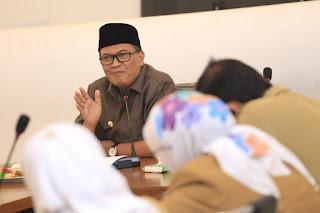 Wakil Walikota Bandung Oded M Danial