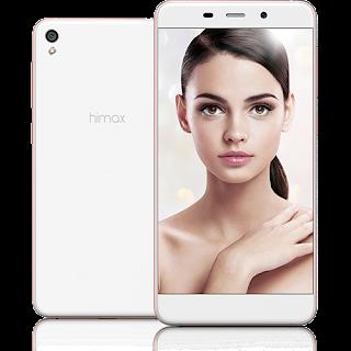 Himax X Plus Full Spesifikasi dan Harga Terbaru, Desain bodi keren Usung 3GB RAM