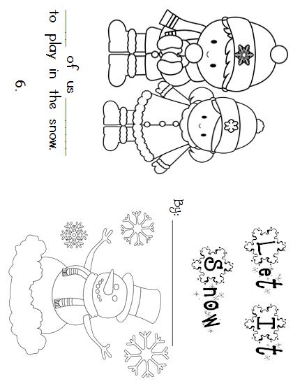 Becca's Kindergarten Creations: January 2014