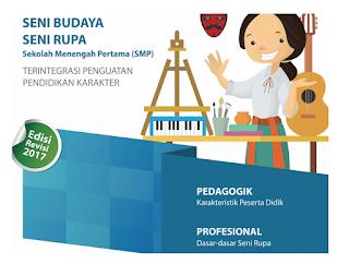 Modul PKB 2017 Seni Budaya SMP