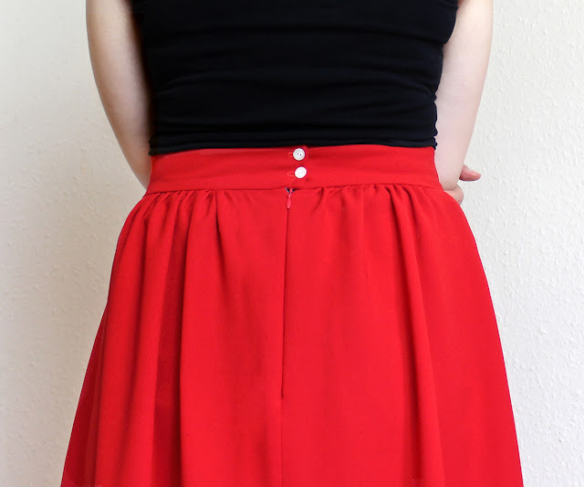 The Butterfly Balcony: Sew It - Sew Over it Vintage 1950s Box Pleat Skirt Pattern Review