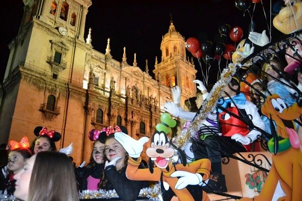 Horario e Itinerario de la Cabalgata de los Reyes Magos de Jaén 2019