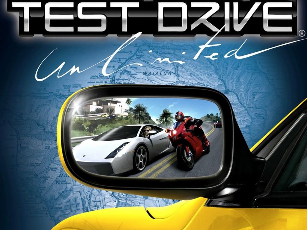 Test Drive Unlimited Download Poster