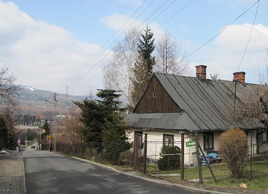 Mikuszowice Krakowskie, ul. Morelowa.
