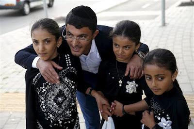 Judeus de países muçulmanos resgatados por Israel