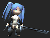 Hatsune Miku Battle Mode 2 Skin AOTTG