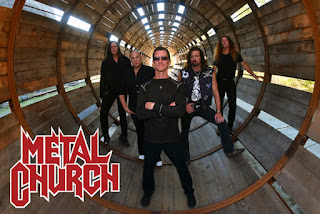 Les membres de Metal Church