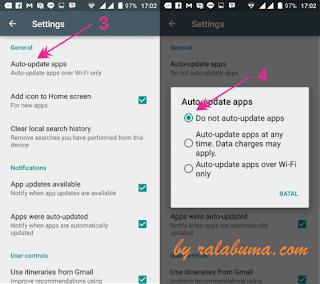 Begini Cara Mudah Menghentikan Update Otomatis Pada Android