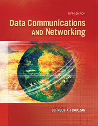 Solution Manual For Data Communication and Networking by Behrouz Forouzan 5th Edition  | Solution Book of CCN