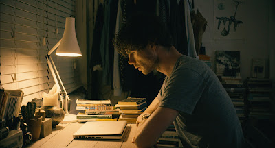 Matthew Needham in Stutterer short film, winner of an Academy Award