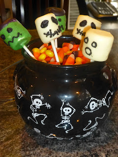 halloween, candy, frankenstein, ghost, skeleton