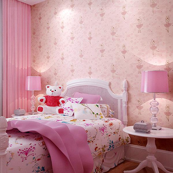 cuarto rosa nia