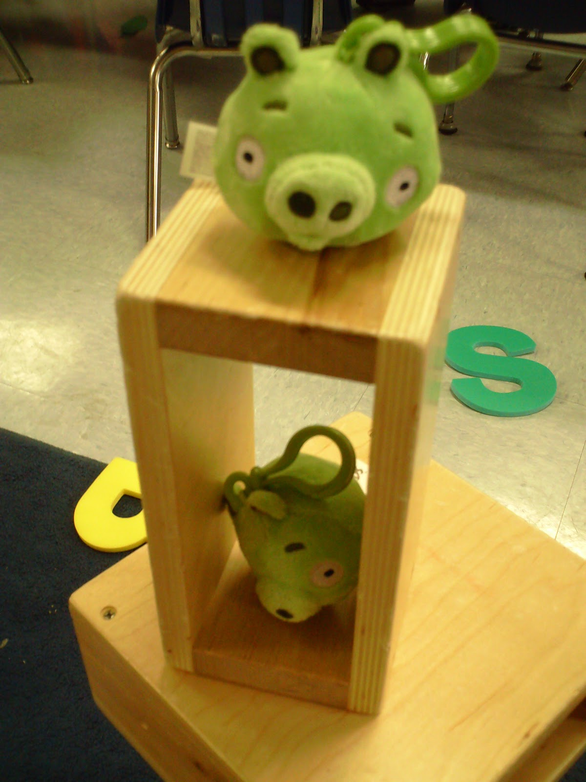 Preschool Projects Angry Birds Update