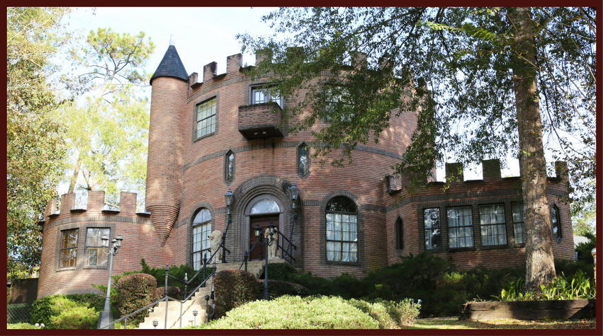 Louisiana Castle A Replica Of An English Norman Keep Is Venue For Wedding Ceremonies Receptions Or Any Special Event