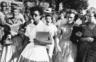 Segregación Racial Estados unidos