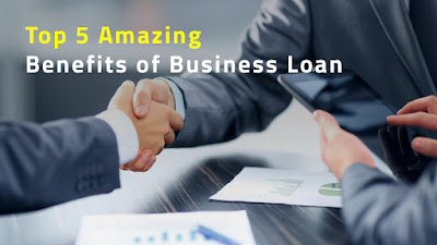 Top 5 Amazing Benefits of Business Loan- bookmypersonalloan.com