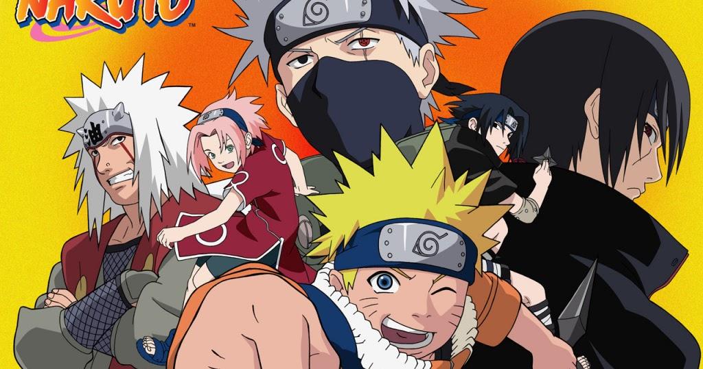 Almanaque Naruto: TV Tokyo:: Naruto é a Série mais Lucrativa (2013)