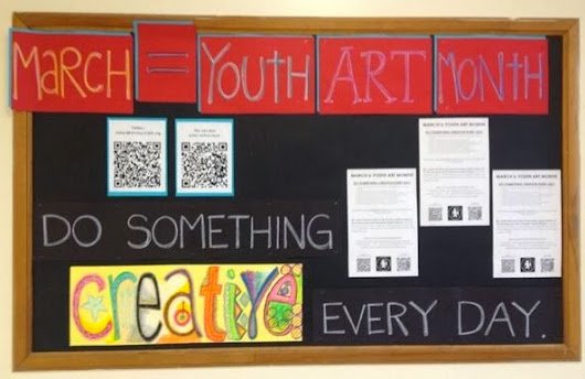 Sandburg Middle School in Elmhurst Encourages Creativity