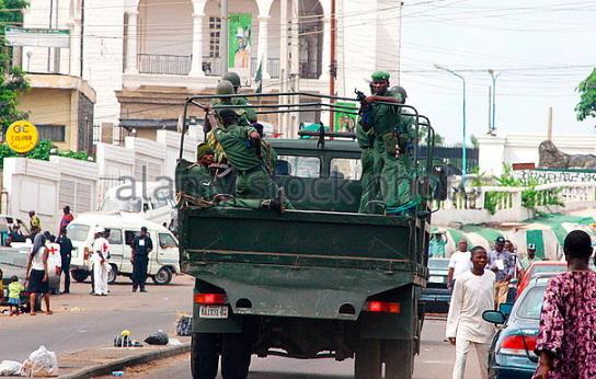 soldiers sleeping colleagues wives ibadan