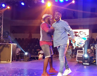 """SARKODIE STOPS MANIFEST FROM  PERFORMING """" GOD MCee"""" @ MANIFEST -IVITIES (Watch Video)"""
