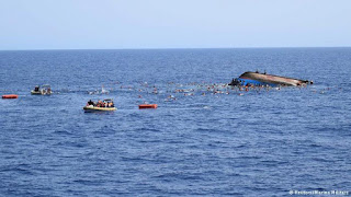 10,000 Nigerians die crossing Mediterranean sea