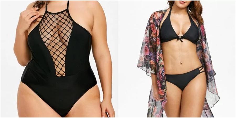 As peças de moda praia mais incríveis da loja DressLily