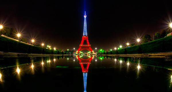 Torre Eiffel (París – Francia)