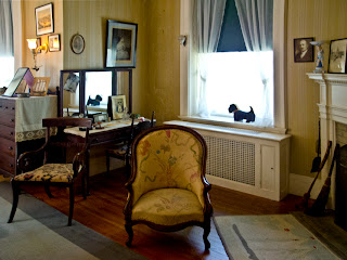 FDR Bedroom - Springwood - Hyde Park NY