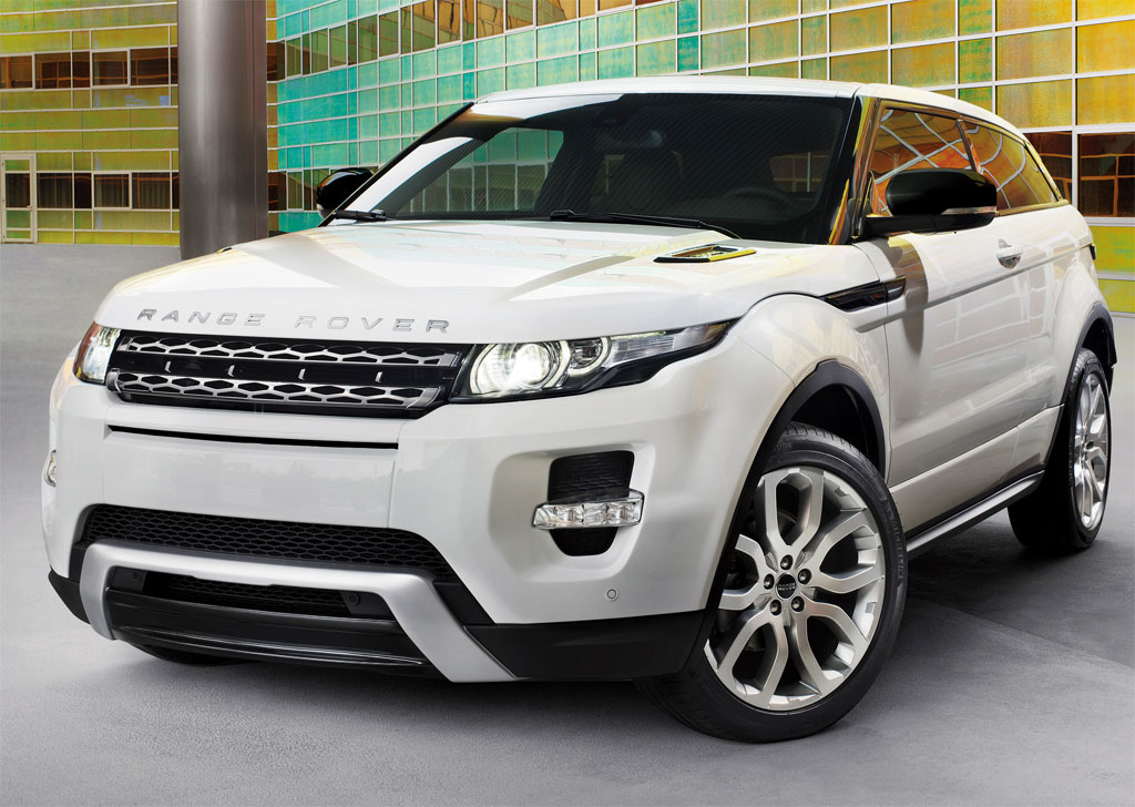 autoindia sport version of range rover evoque in works by land rover. Black Bedroom Furniture Sets. Home Design Ideas