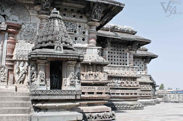 Chennakeshava temple, Belur - Hoysala Temples