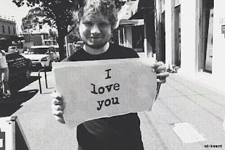 Ed Sheeran Lyrics - I Love You