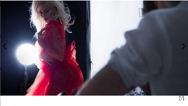 Kylie Jenner hace su primer desnudo. Tiene los pezones más hermosos del mundo. 6