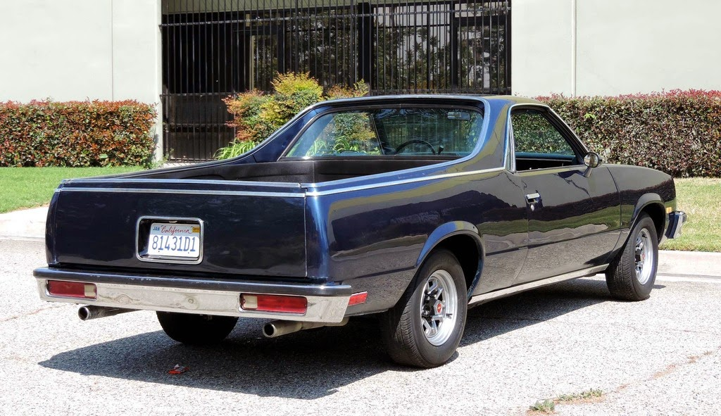 2015 Ford Bronco >> All American Classic Cars: 1985 GMC Caballero