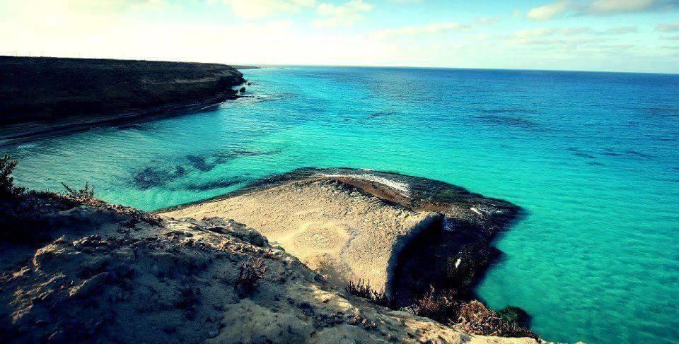 اراضي للبيع علي البحر