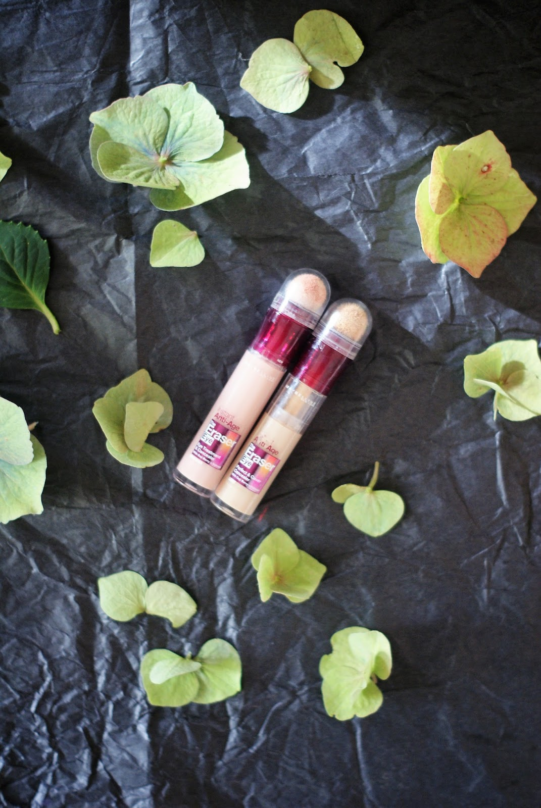 Maybelline, Instant Anti-Age Rewind Eraser Dark Circles Treatment Concealer/ najlepszy korektor ever!