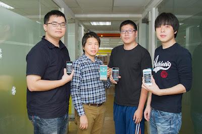 [Meet創業之星]媒合計程車共乘,BlueNet幫你省車資!