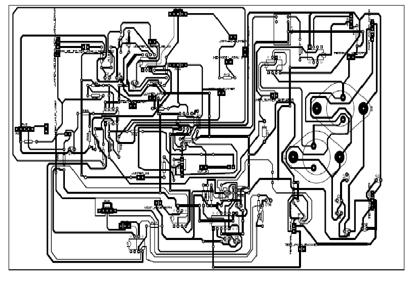 PLC,Micro,Electronic Book and Software: PCB layout for