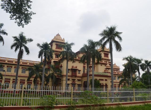 Sayaji Rao Gaekwad Central Library, BHU, Varanasi