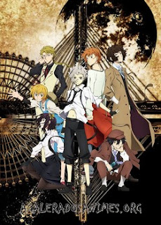 Bungou Stray Dogs – Episódios