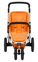 Wandelen met kinderwagen of buggy