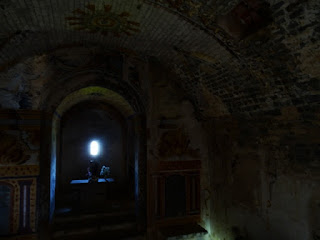 Interior de la Iglesia de Santa María de la Asunción